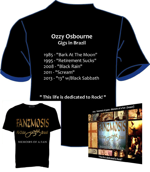 Fanzmosis - 18TH ANNIVERSARY DELUXE KIT SET