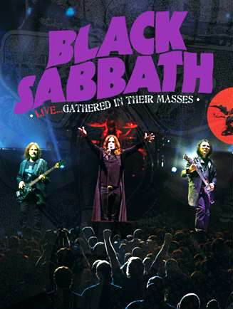 BLACK SABBATH �LIVE�GATHERED IN THEIR MASSES�