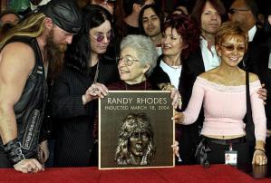 Randy Rhoads Dead Body