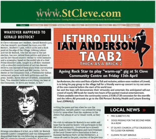 Cover do CD TAAB2 - Imagem de divulgação