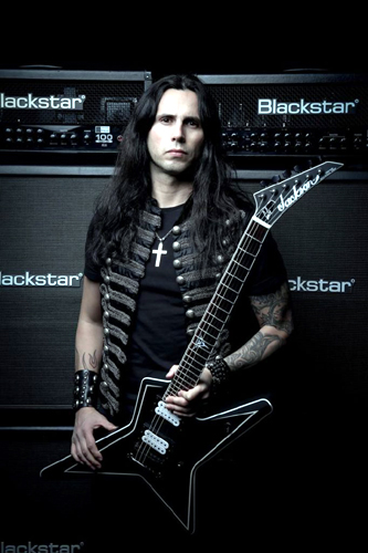 Gus G. (Photo Credit: Tim Tronckoe)
